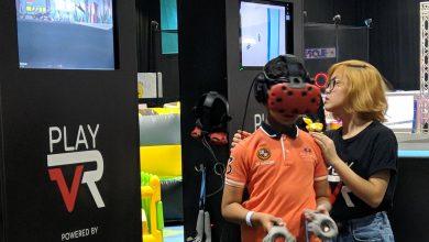 Photo of مغامرات الواقع الافتراضي في عالم مدهش 2018