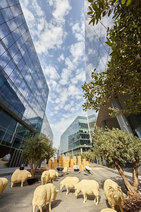 لنصمّم للخير من حي دبي للتصميم