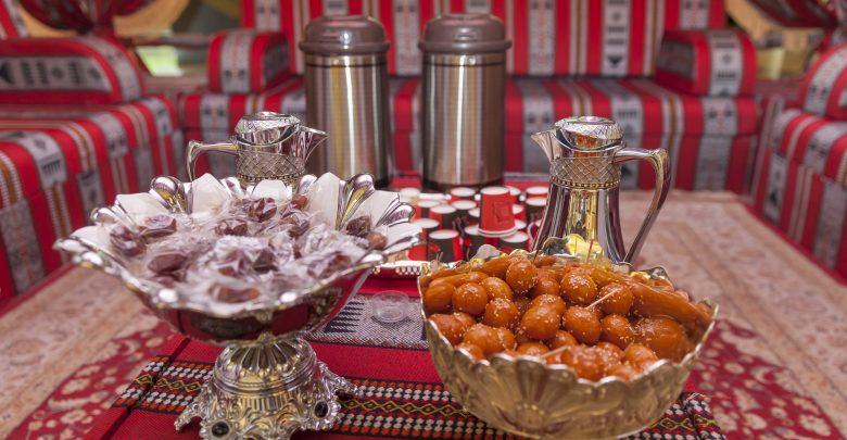 احتفالات عيد الأضحى في مركز الغاليريا على جزيرة الماريه