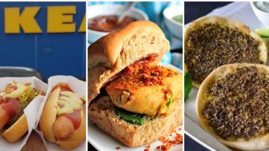 Photo of 10 أطباق طعام يمكنك الحصول عليها مقابل 10 دراهم أو أقل