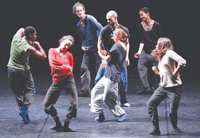 ورشات للرقص التفاعلي
