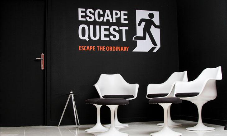 إسكيب كويست (Escape Quest)