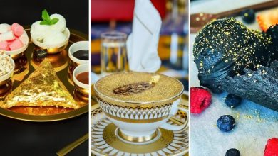 Photo of 5 أطباق في دبي مصنوعة من الذهب الحقيقي