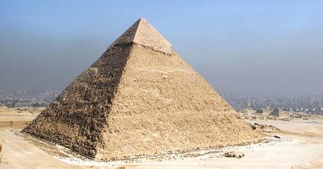 أهرامات الجيزة المصرية