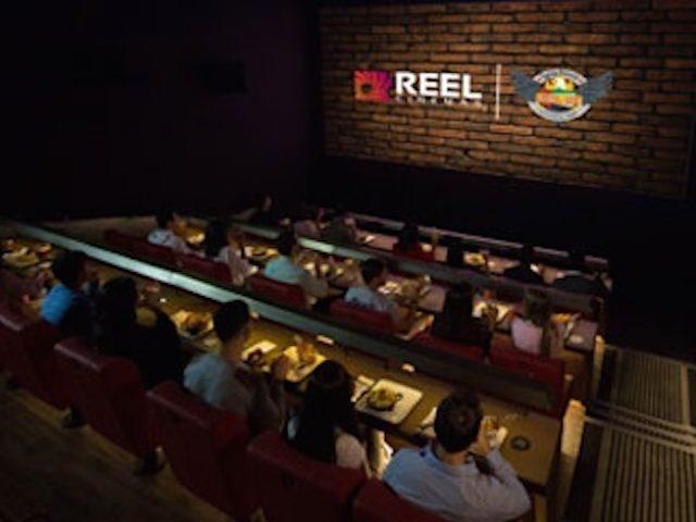 سينما Dine-in في ريل سينما