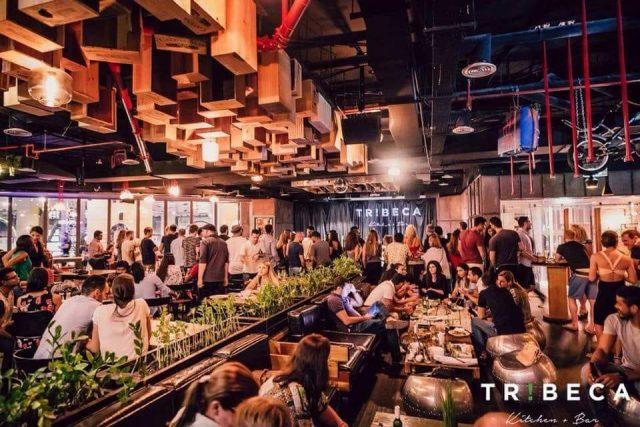 مطعم تريبيكا