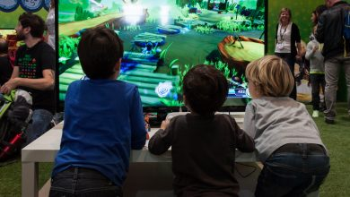 Photo of أول حدث تفاعلي للألعاب الإلكترونية في أبوظبي