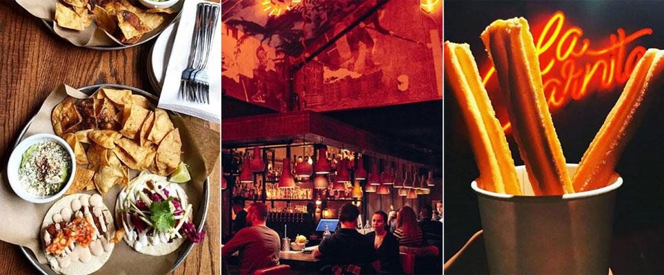 مطعم لا كارنيتا للمأكولات المكسيكية في دبي