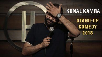 صورة عرض كوميدي للكوميديان كونال كارما في دبي