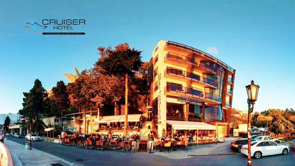فندق كروزرHotel Cruiser Montenegro