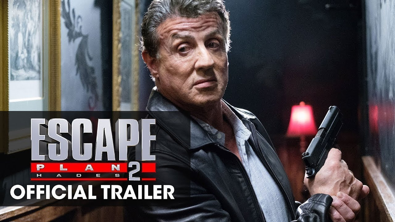 فيلم ESCAPE PLAN 2: HADES