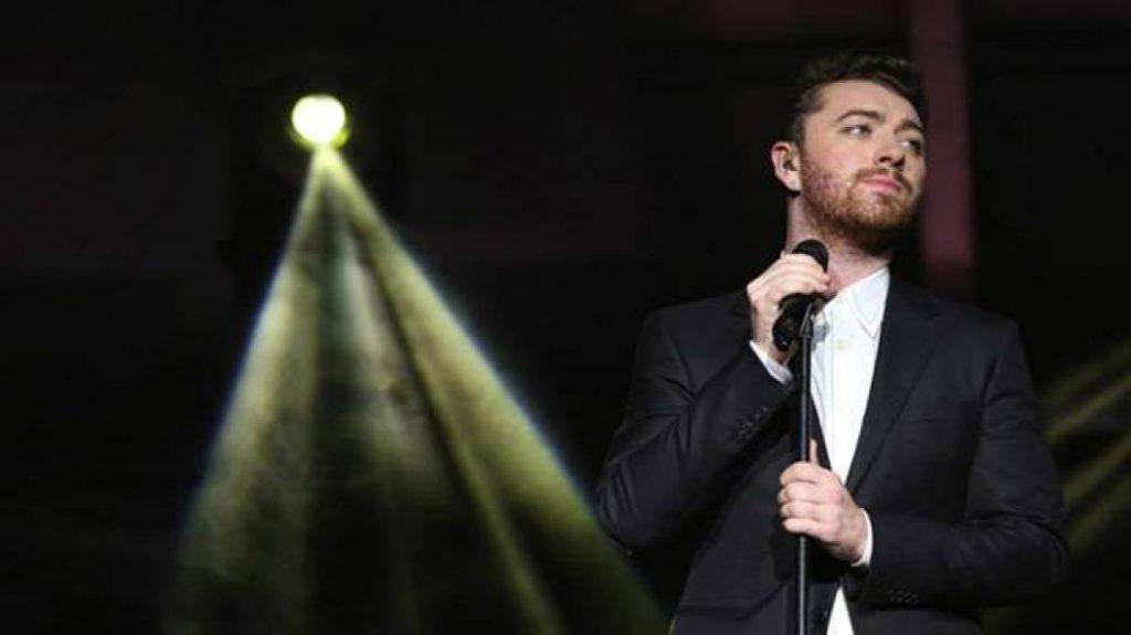 المغني سام سميث