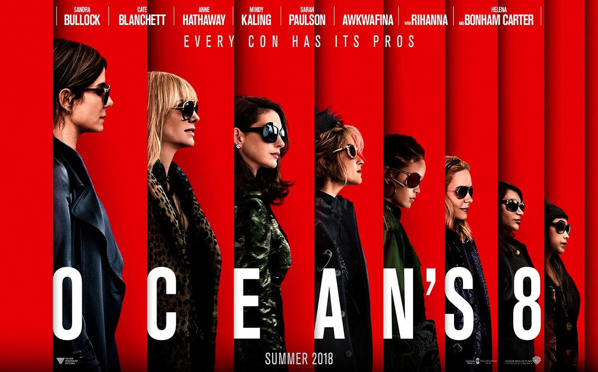فيلم OCEAN'S 8