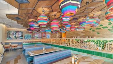 Photo of قائمة صيفية من مطعم ناندوز في مركز الغرير