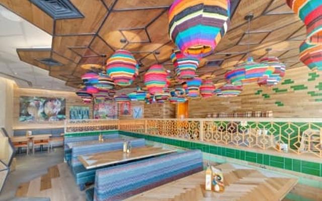 مطعم ناندوز في مركز الغرير