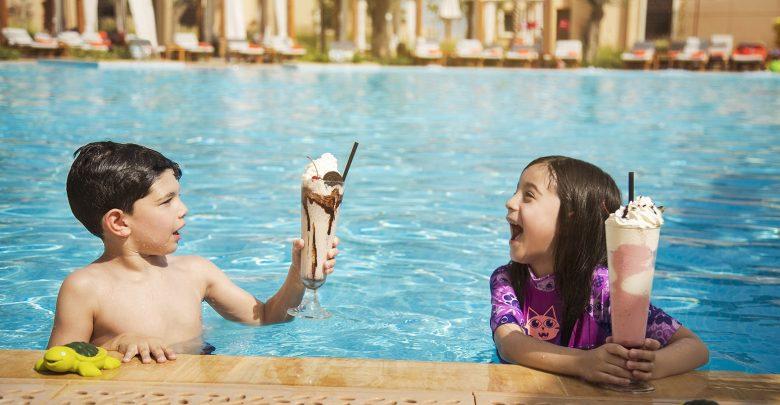 مخيم الصيف من منتجع وفلل السعديات روتانا