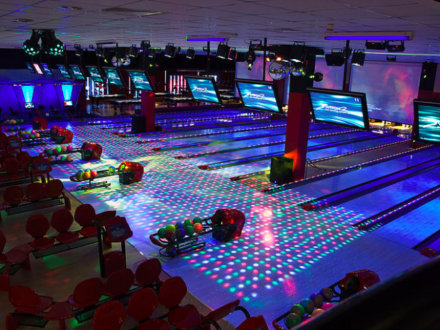 نادي Switch Bowling