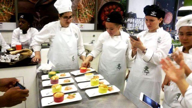 دروس الطبخ في Scafa Dubai