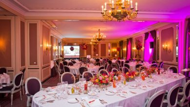 صورة باقات حفلات الزفاف من فندق بوريفاج جنيف