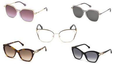 Photo of نظارات Roberto Cavalli لموسم خريف وشتاء 2018