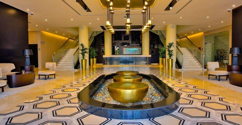 فندق أوكسيدنتال أي إم بي زد دبي