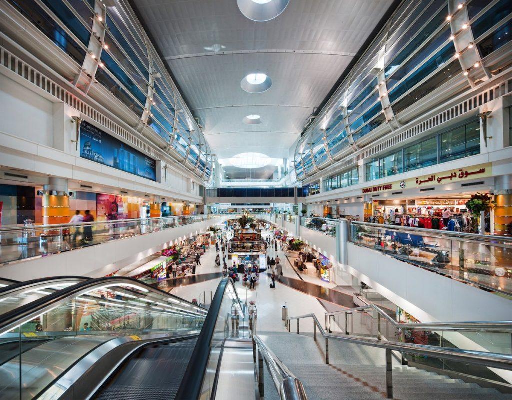 مطار دبي الدولي Dubai International Airport