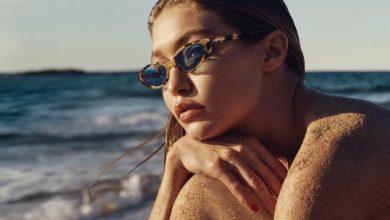 Photo of نظارات Vogue Eyewear بالتعاون مع جيجي حديد