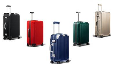 Photo of حقائب سفر جديدة من RIMOWA