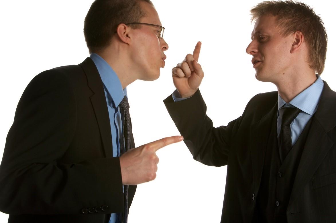 الخلافات الشخصية