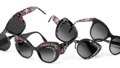 Photo of نظارات DGGraffiti النسائية من Dolce&Gabbana