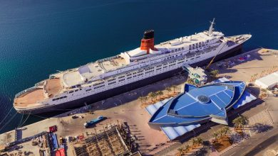 Photo of باقات عيد الأضحى من سفينة كوين إليزابيث 2