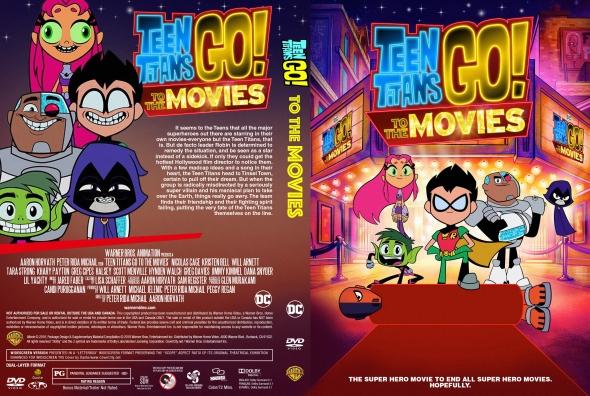 فيلم أبطال التايتنز إنطلقوا إلى السينما