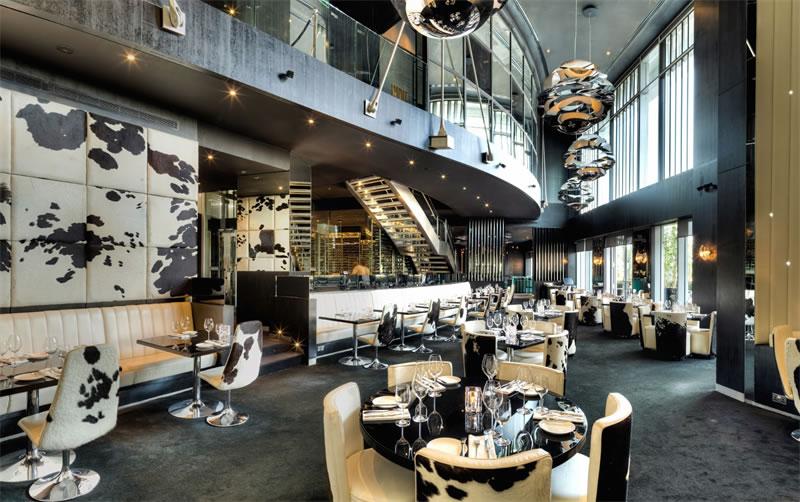 مطعم غاوتشو مركز دبي المالي العالمي