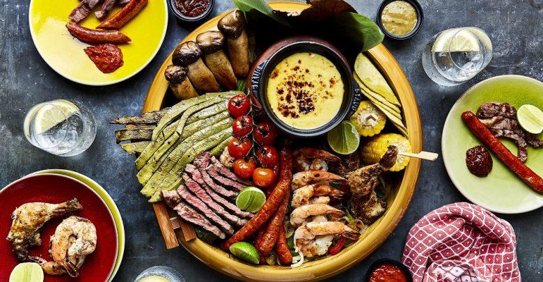 مطعم بوكو لوكو في وجهة ذا بييتش