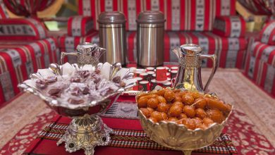 Photo of احتفالات عيد الأضحى من مركز الغاليريا على جزيرة الماريه