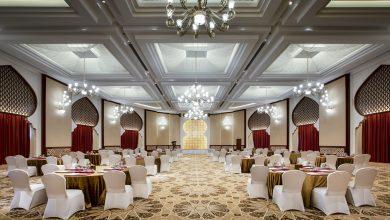 Photo of باقات حفلات الزفاف من فندق باب القصر