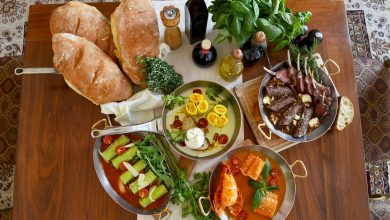 Photo of مهرجان كانيلوني الإيطالي في مطعم فيلا توسكانا