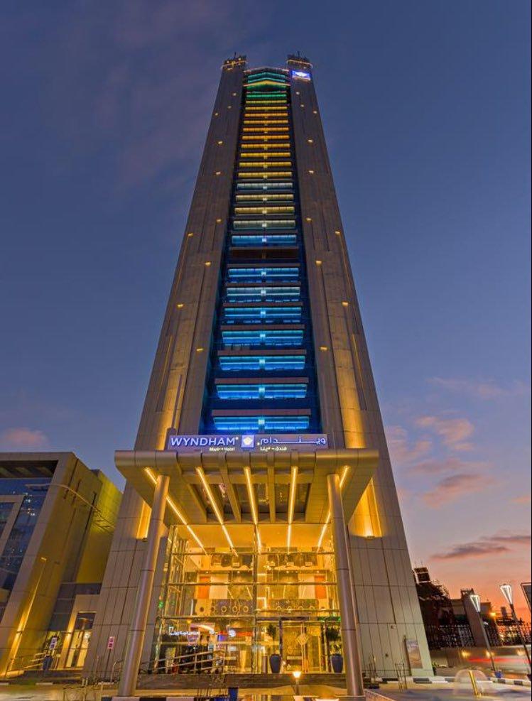 فندق Wyndham Dubai Marina