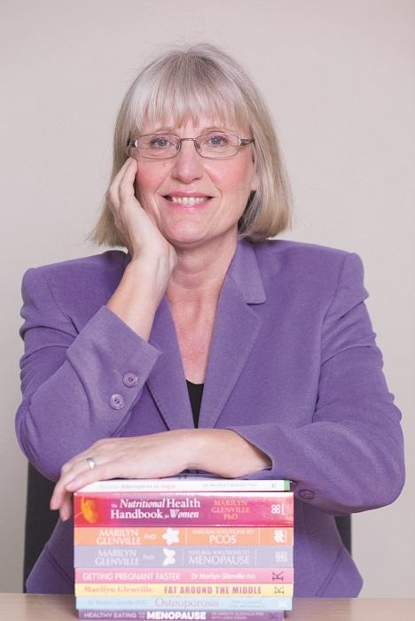 الدكتورة مارلين جلنفيل