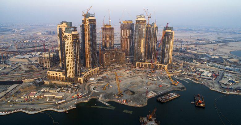 موعد تسليم أول الوحدات السكنية في خور دبي