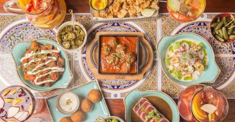 تجارب الطعام والعروض من أندلوسيا تاباس آند جريل