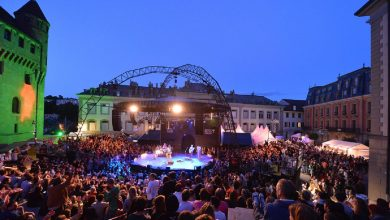 صورة المهرجانات الموسيقية والترفيهية في لوزان السويسرية