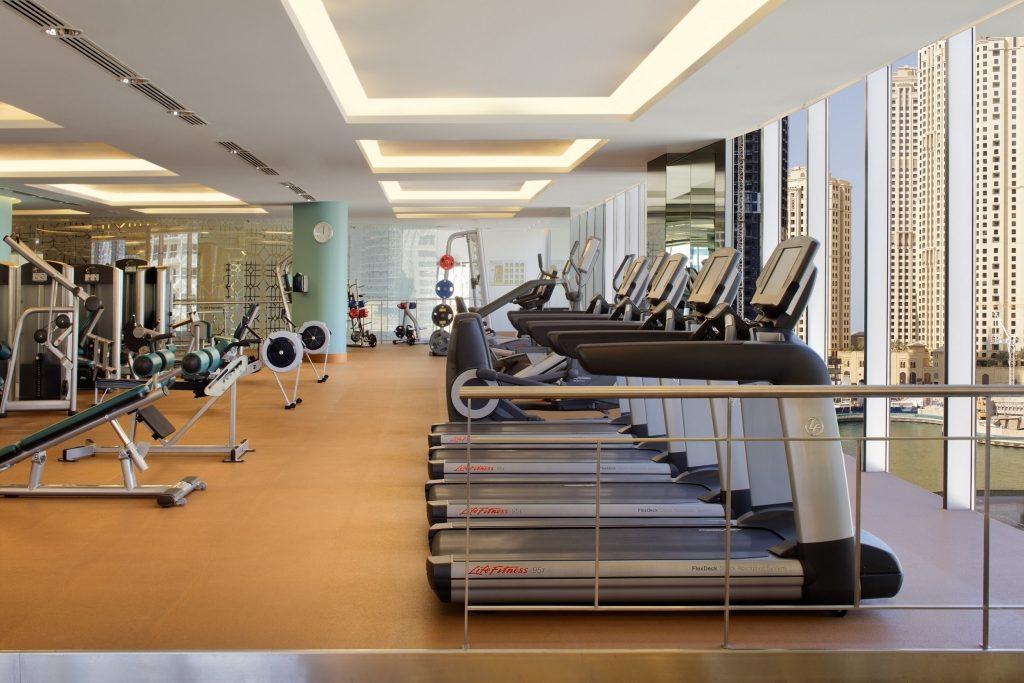 عضوية مركز اللياقة البدنية في العنوان مرسى دبي