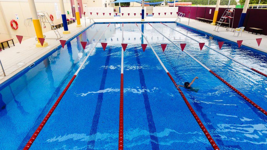 افتتاح مدرسة جيمس المتحدة في مدينة دبي الرياضية