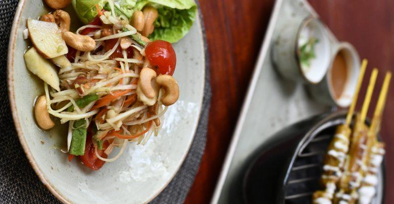 قائمة الطعام الصيفية من مطعم باي تاي