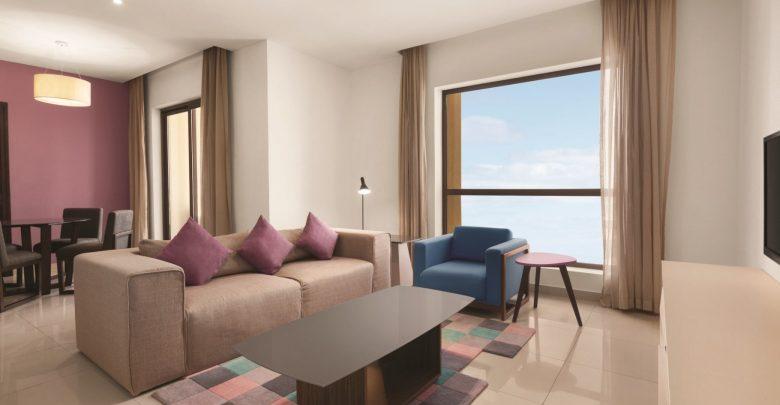 فندق وأجنحة هوثورن من ويندهام بمنطقة جميرا بيتش ريزيدنس