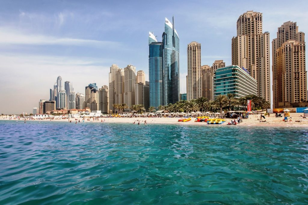 فنادق هيلتون دبي