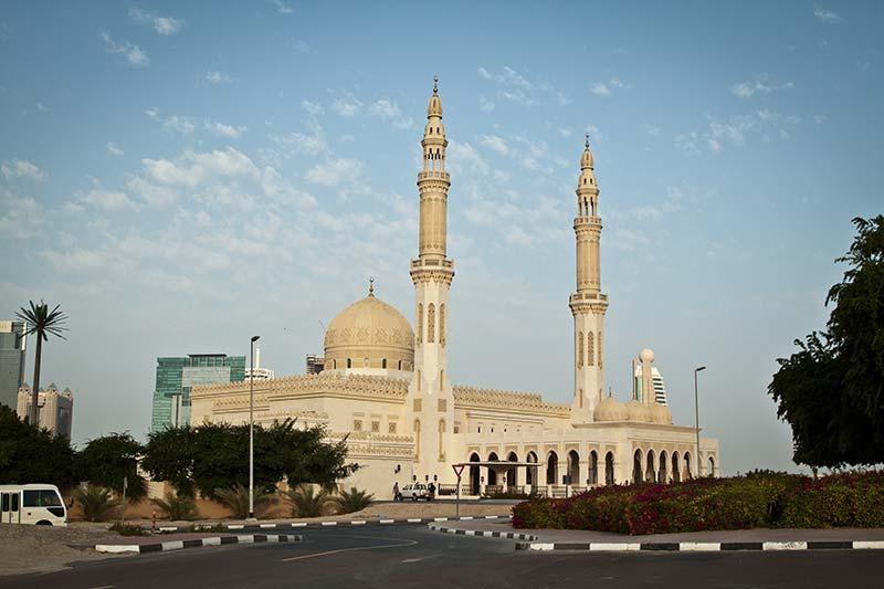 جامع الشيخ راشد بن سعيد بزعبيل