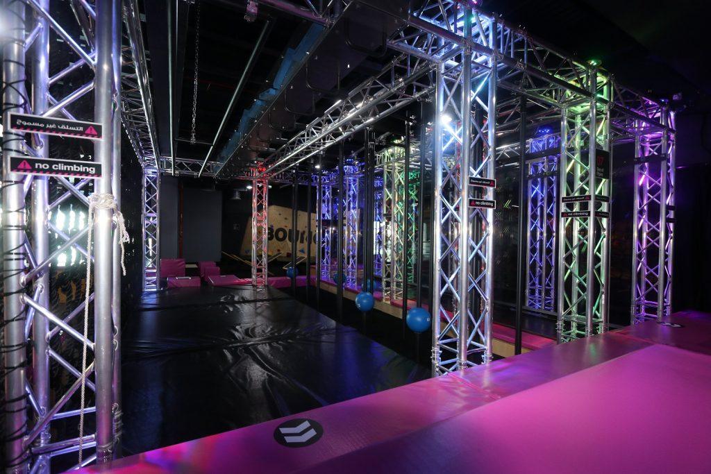 افتتاح صالة إكس بارك في أبوظبي