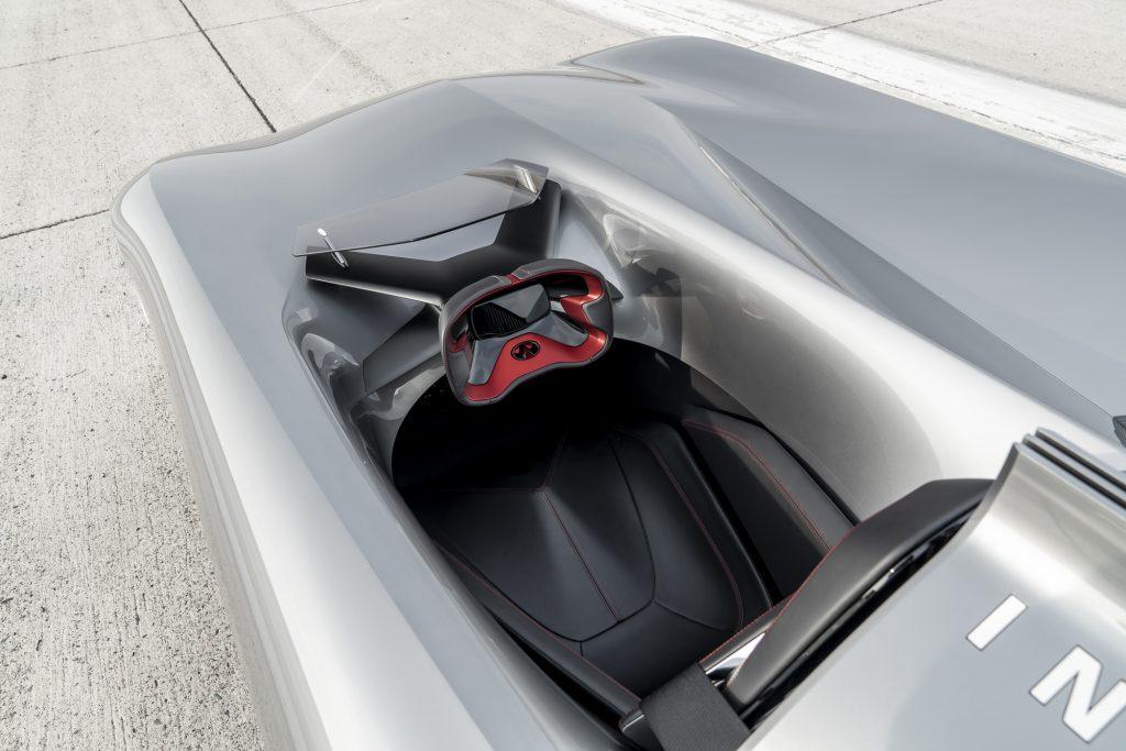 سيارة إنفينيتي التجريبية بروتوتايب 10